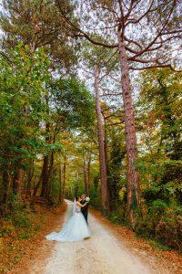 Hochzeit Herbst