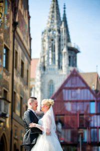 Hochzeit in Ulm