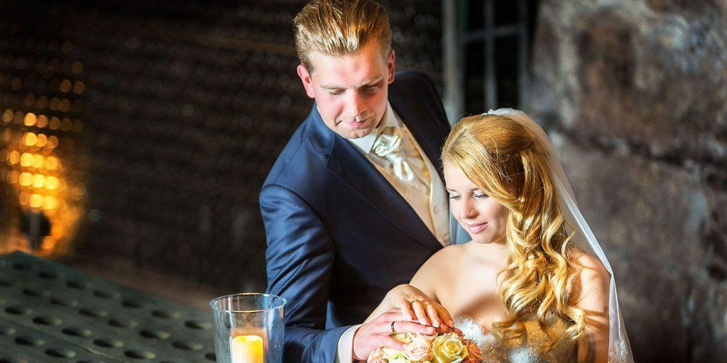 Perfekt aussehen auf Hochzeitsfotos